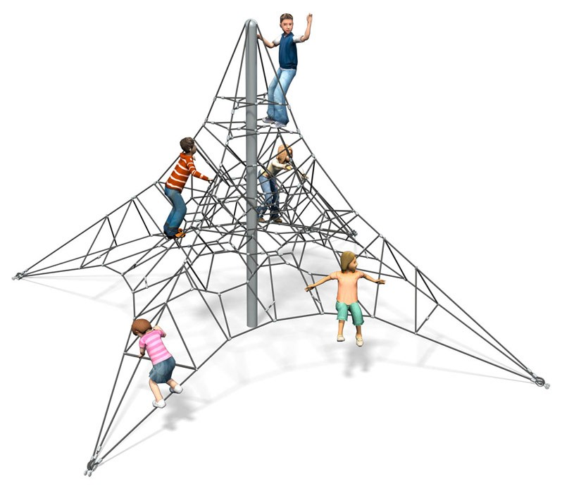 Single Mast Activity Net