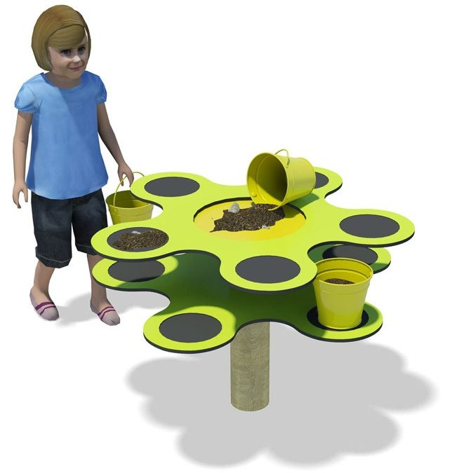 Eco inspection table